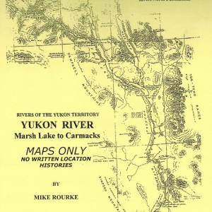 Yukon River, Marsh Lake to Carmacks - Map Book - e-book