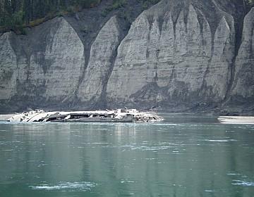 Hull of SSKlondike