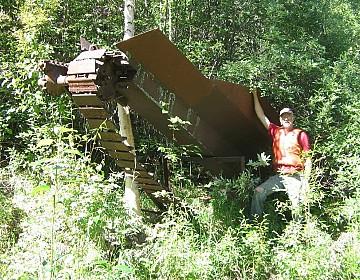 Mike by Derocker at Brewer Creek